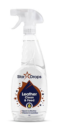 Stardrops Leather Cleaner